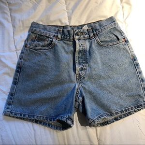 Vibrate Calvin Klein denim shorts